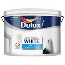 DULUX Pure Brilliant White Matt -2.5l.
